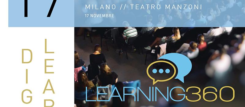 Learning 360: l'open event sul digital learning monitorato da SocialMeter Analysis