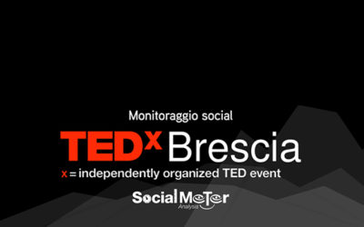 SocialMeter Analysis alla prima edizione di TEDxBrescia