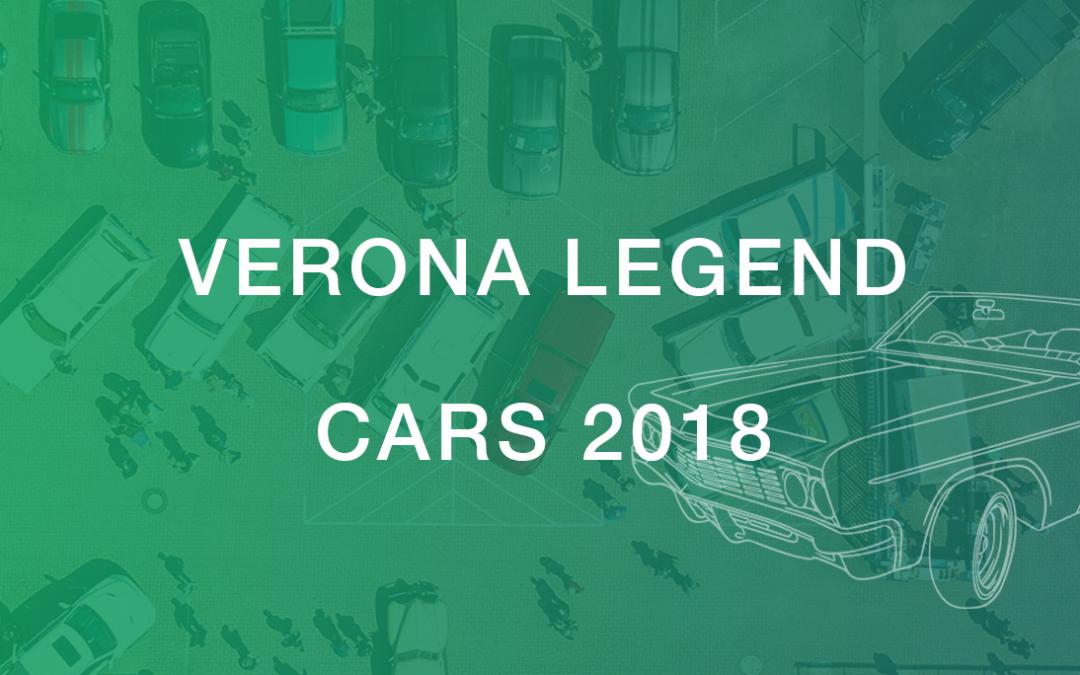 Monitoraggio social della Verona Legend Cars 2018 by SocialMeter Analysis